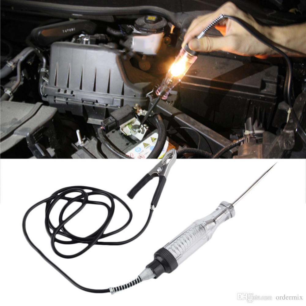 Großhandel 6 V 24 V Elektrische Schaltung Spannung Sonde Tester Pen ...