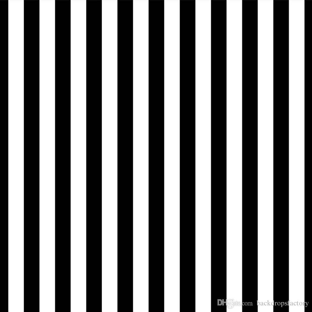 أبيض وأسود مخطط خلفية للتصوير العمودي المشارب استوديو الصور كشك خلفية الفينيل التصوير خلفية 2020 من Backdropsfactory 61 68ر س موبايل Dhgate