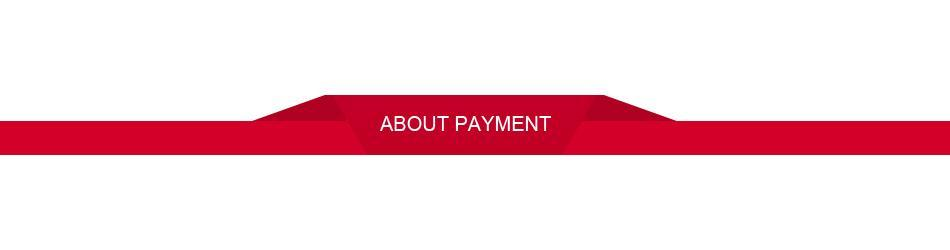 0About Payment
