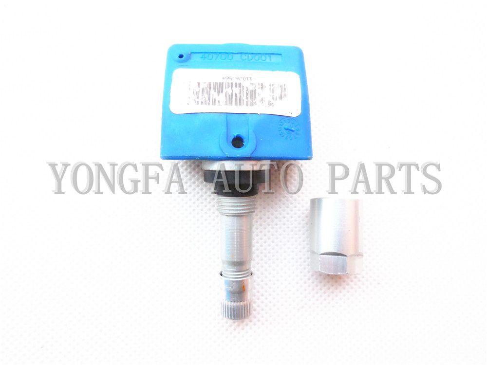 40700-CD001 40700CD001 Capteur TPMS d'origine pour Nissan Murano Pathfinder Infiniti M35 315 MHz
