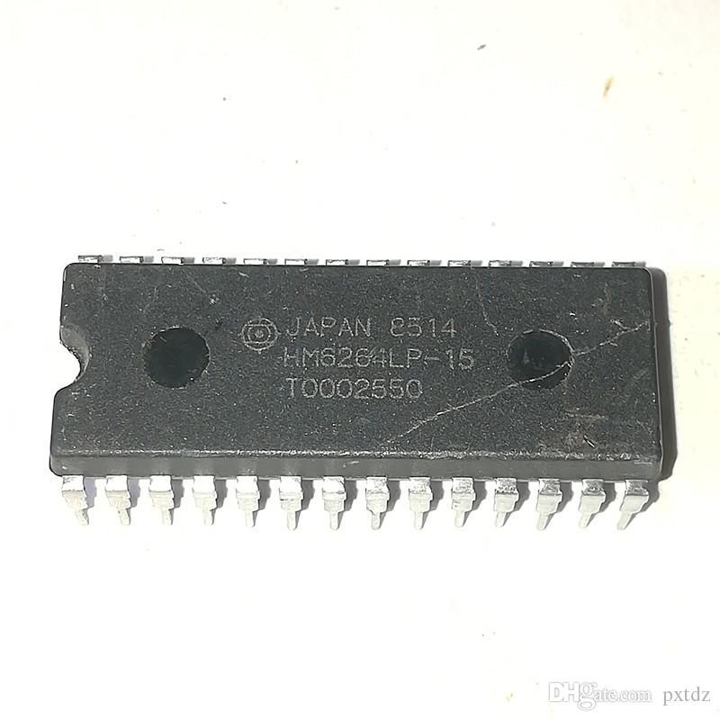 HM6264P. HM6264LP. HM6264ALP / doppio pacchetto in plastica a 28 pin in-line. Componenti IC circuito integrato STANDARD SRAM PDIP28 / 8K X 8