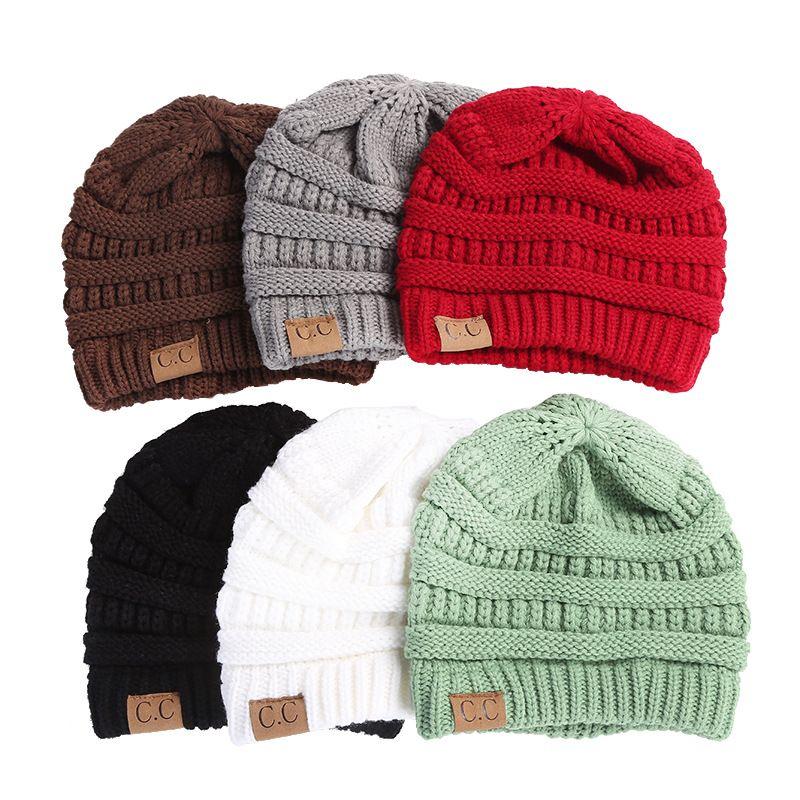 2a57e9c05 CC Beanie Women Knit Beanies Hat Short Winter Girls Women Men Lovers  Outdoor Skiing Casual Cap Warm Men Casual Hats FREE Express SHIPPING Knit  Beanie ...
