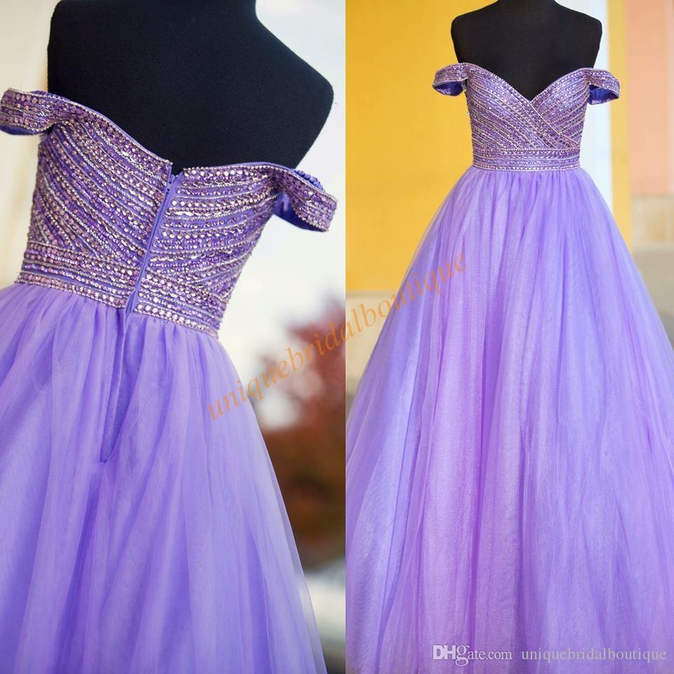 Sequin Ball Gown Quinceanera Dresses 2017 New Arrival Sweet 16 Dress ...