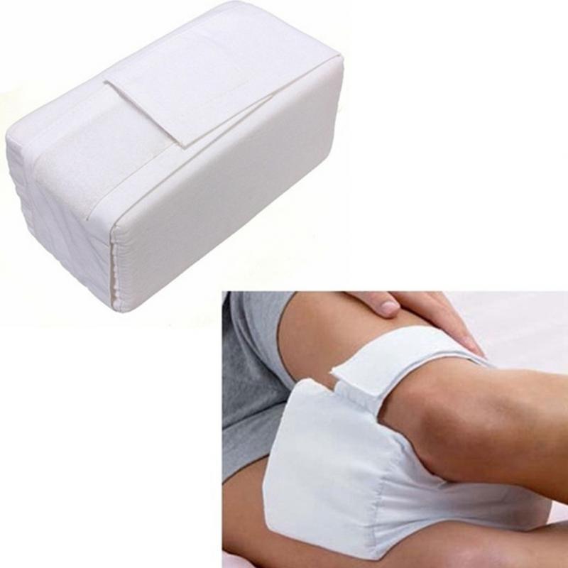 بالجملة، جديد الركبة دعم سهولة وسائل الراحة وسادة وسادة السرير نوم منفصلة للخلف الساق ألم دعم