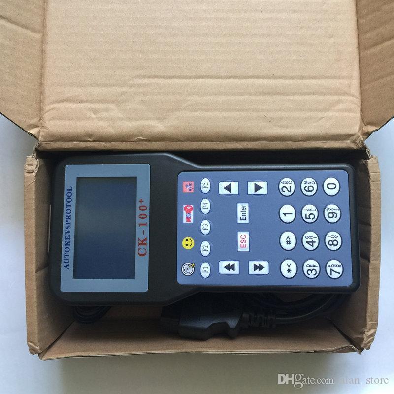 CK-100 V99.99 автоматический ключевой программист нового поколения SBB CK100 программируя с копировальной машиной ключа автомобиля блока развертки Multi-языка автоматической