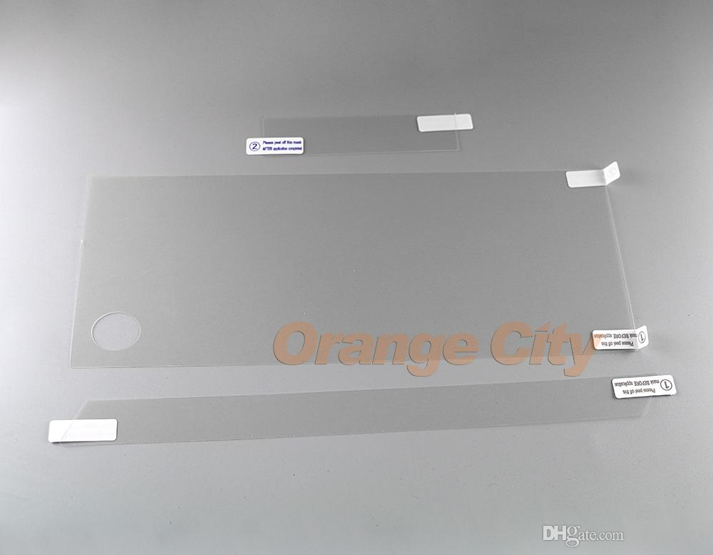 소니 플레이 스테이션 4 PS4 호스트 콘솔 스티커에 대 한 투명한 수호자 PS4 영화 스티커 커버