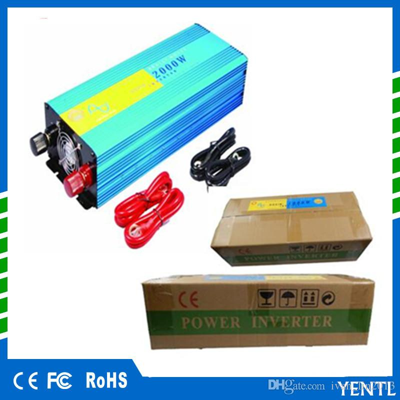 2019 2000W Car Inverter Circuit Diagram Power Inverter Dc 12v Ac 220v Pure  Sine Wave Inverter From Factory Selling From Ivan_lin2013, $110 13 |
