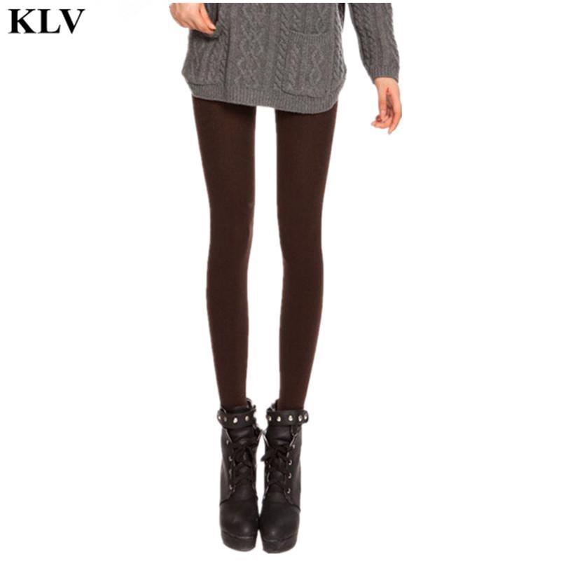 Großhandels-Sexy Leggins Weibliche Mode Frauen Leggings Samt Weibliche Boden Leggings Frauen Oc11