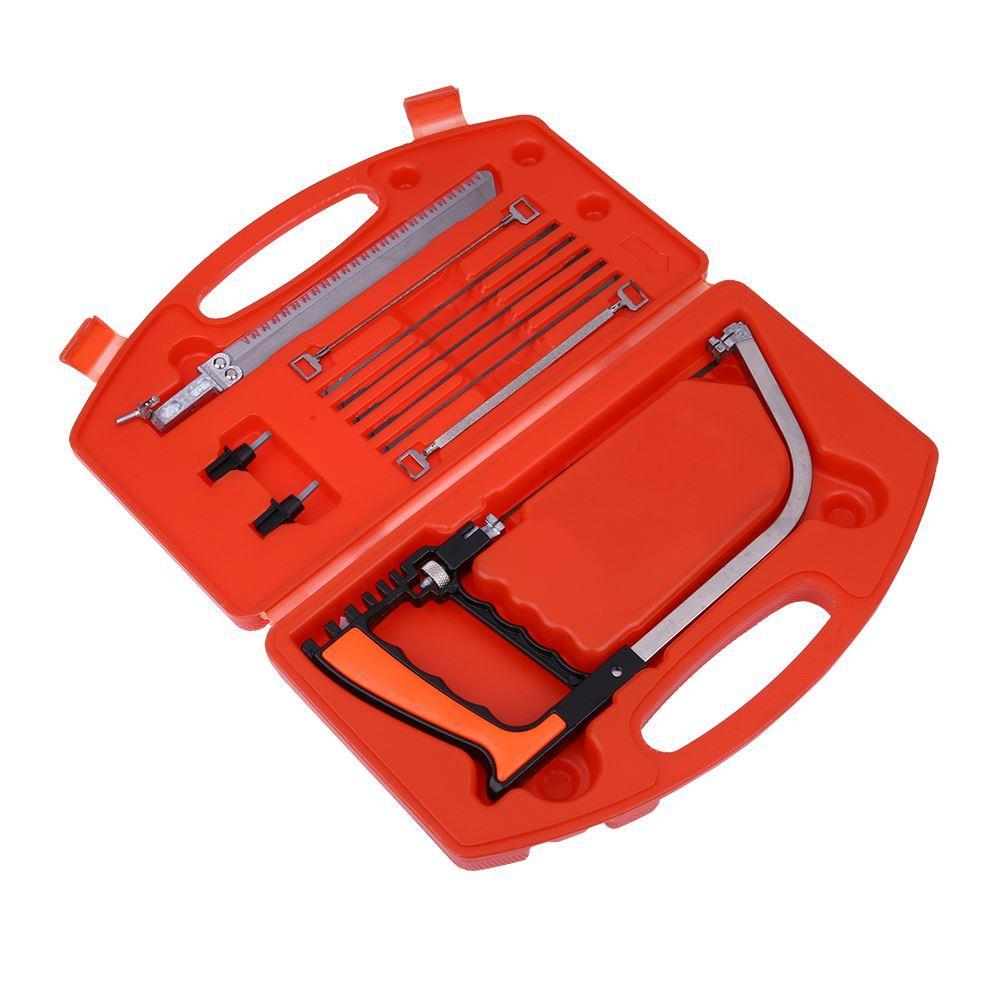 11pcs/1 set Magic Saw 150mm/180mm Blade Kit Multifunctional Hand DIY Wood/Glass/Metal Cutting Saw Tool Set Free Post