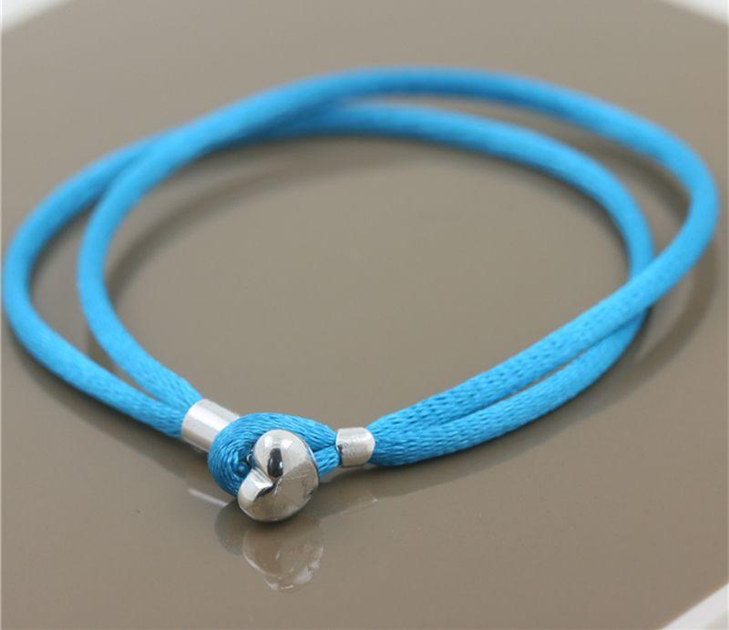 bracelet pandora tissu