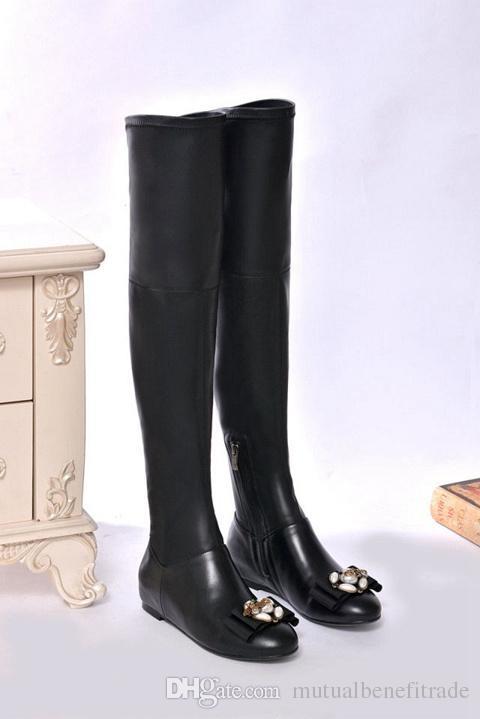 Thigh High Rain Boots