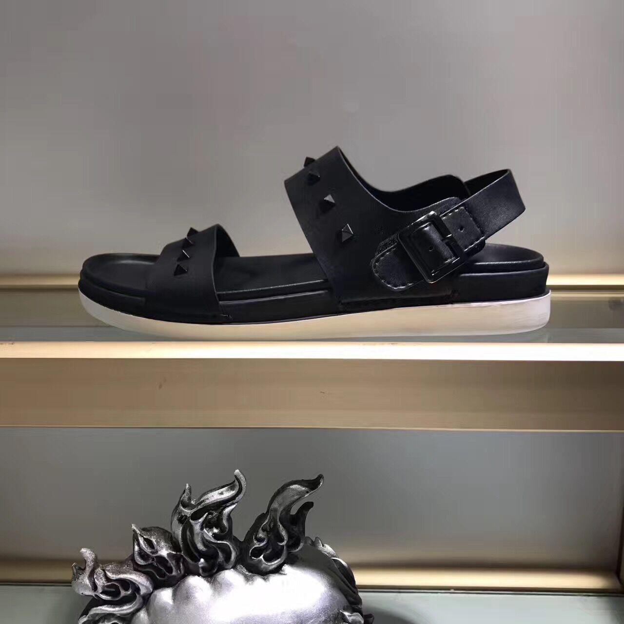 Black jesus sandals - There Are Many Models Of Jesus Sandals For You To Choose Classical Comfortable Leather Black Wedges For