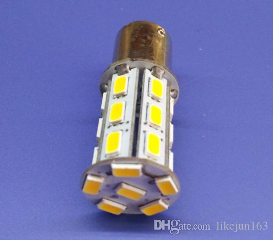 Kundenspezifisches Auto führte Lichter 1156/1157 24led 5730smd Auto Seitenschwanz-Rückfahrlicht schalten Parkbremslampe ein
