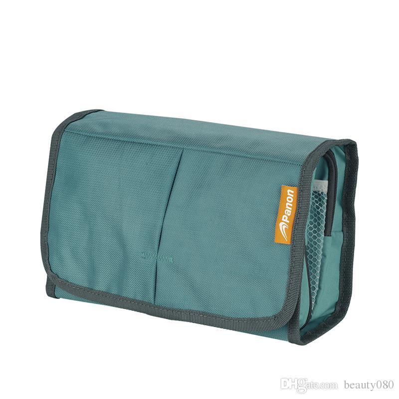 PN-2962 Sacchetti cosmetici di trucco della borsa di toilette della lavata di viaggio del sacchetto cosmetico di alta qualità per trasporto libero!