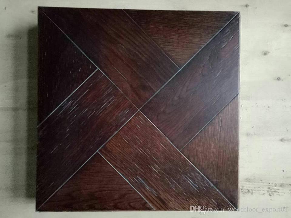 Carvalho quarto de arte decalque adesivo de parede decoração da parede da sala de móveis capa de madeira carpete de madeira arte da parede decalque limpador de madeira