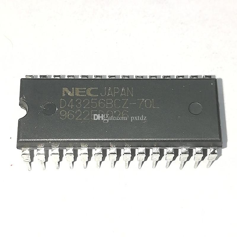 D43256BCZ-70L. D43256BCZ-85L. UPD43256BCZ, 32KX8 circuiti integrati SRAM STANDARD SRAM, PDIP28 / doppio pacchetto di plastica in-line a 28 pin Chip