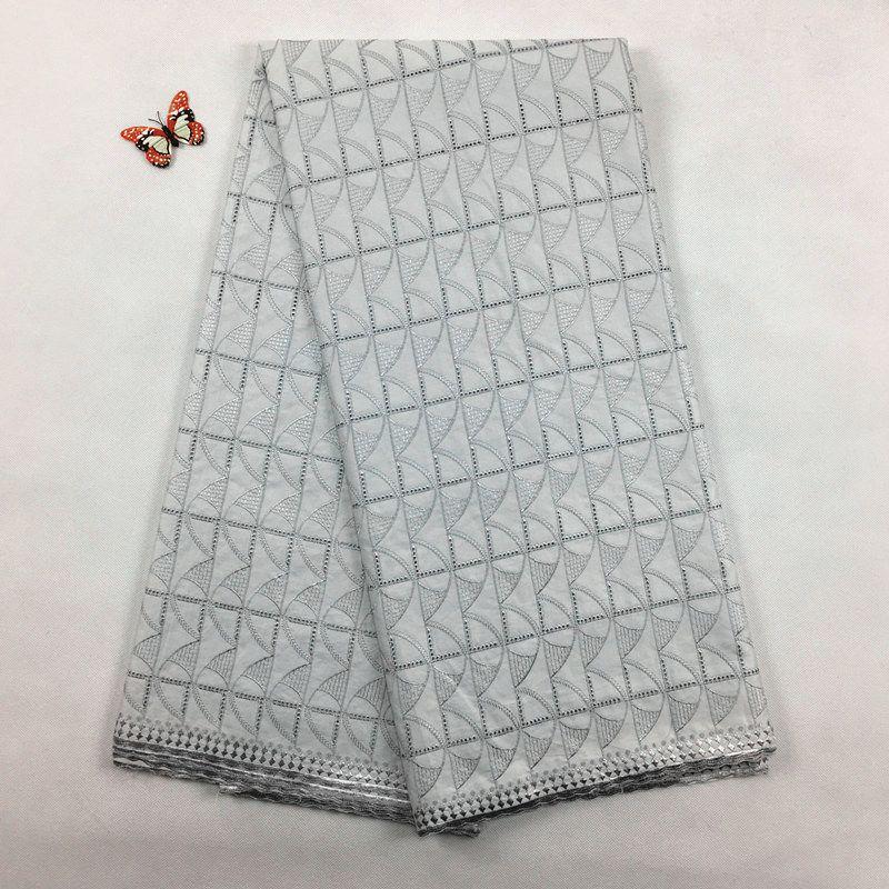 Sıcak Satış Afrika Lehçe Pamuk Vual dantel, 2072 Ücretsiz Kargo (5 metre / paket), 100% pamuk Afrika Düğün Erkekler Dantel Elbise