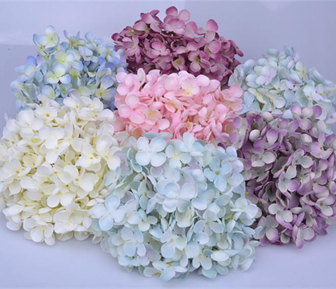 Hoomall flores artificiais barato para o casamento decoração de casa Mariage plantas DIY fontes do casamento 19CM