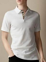 Moda Erkek Casual Tişörtlü Brit Stil Pamuk Polo Tee Gömlek Kısa Kollu Yaz Boş Spor Gömlek İlkbahar Sonbahar Katı tişört S-XXL # 93