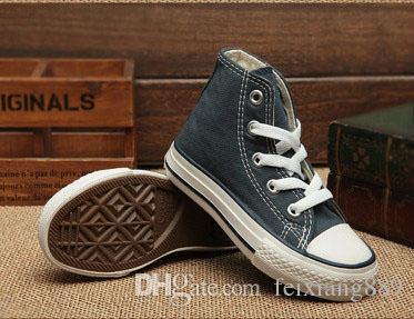 159ed4ede16 Zapatos para niños Zapatos de lona para niños de Boygirl Zapatos deportivos  de ocio para niños
