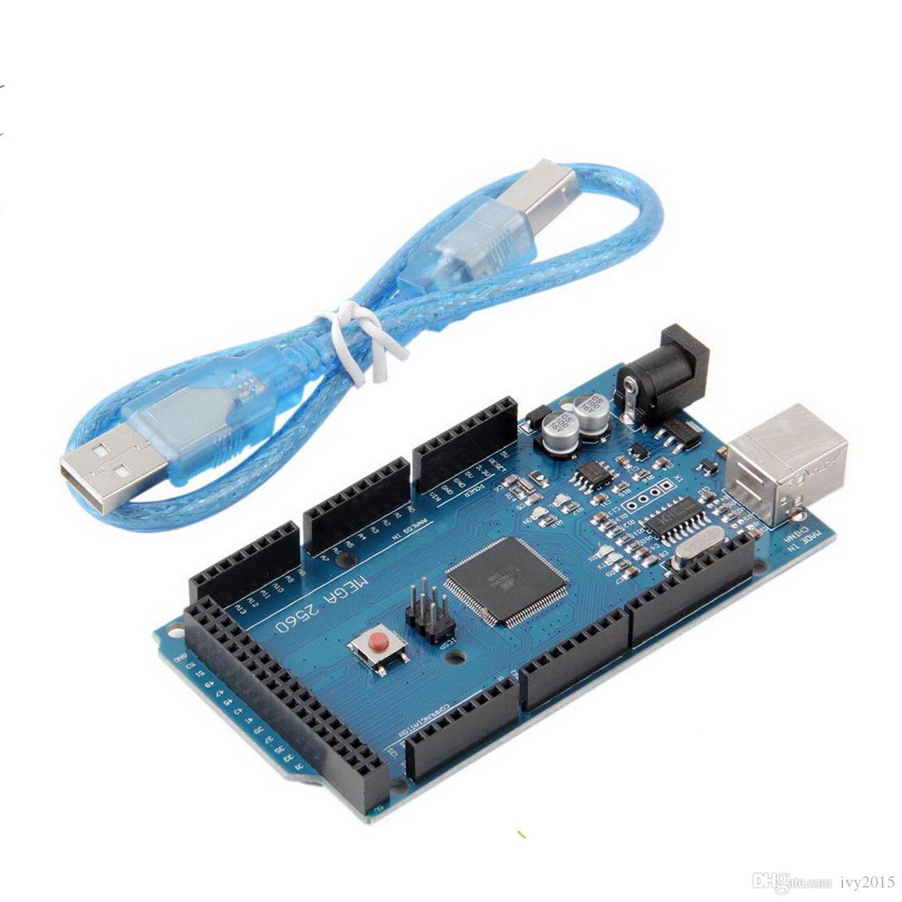 MEGA 2560 R3 ATmega2560-16AU CH340G Driver Compatiable to Arduino UK