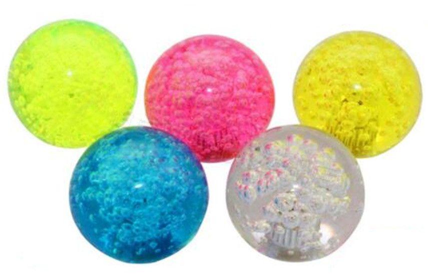 6 teile / los 40mm kristall top Ball mit blase für joystick, arcade spielmaschine