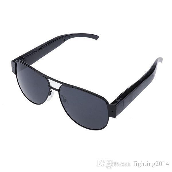Full HD 1080P Sunglasses camera Glasses Eyewear DVR pinhole camera audio video recorder mini camcorder Sports DV mini Gunglasses DVR