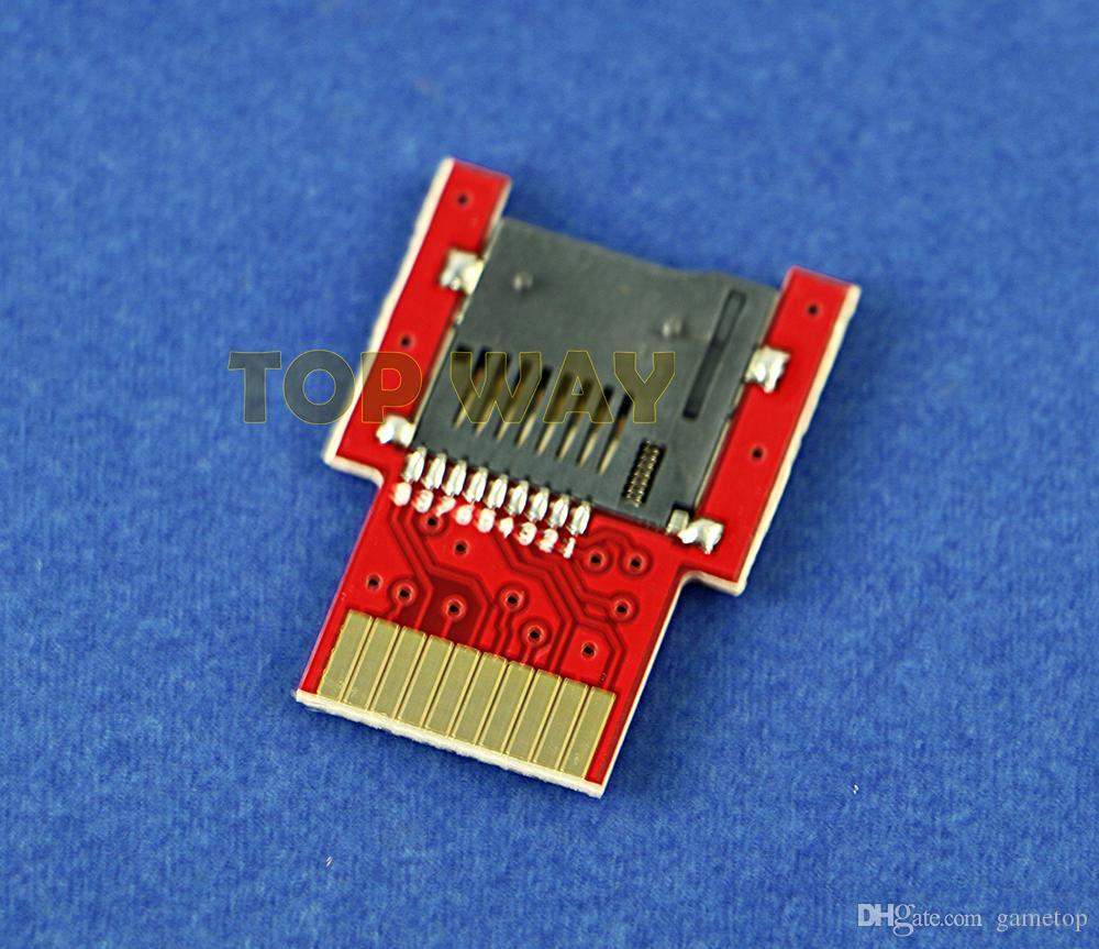 Для карточная игра для PSVita к микро адаптер SD TF карта SD2Vita для PS Vita ПСВ 1000 2000 PSV1000 PSV2000 3.60