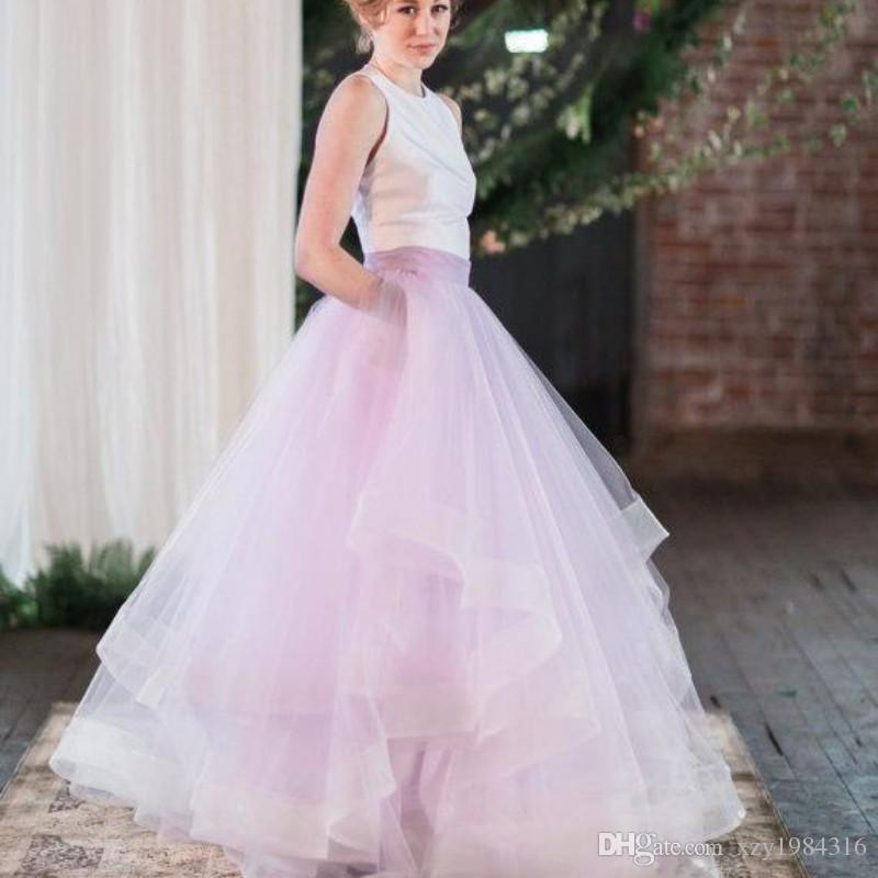 A Line Tiers Skirts Fashion Asymmetrical Ruched Organza Short Dresses High Quality Floor Length Party Dresses New Arrival