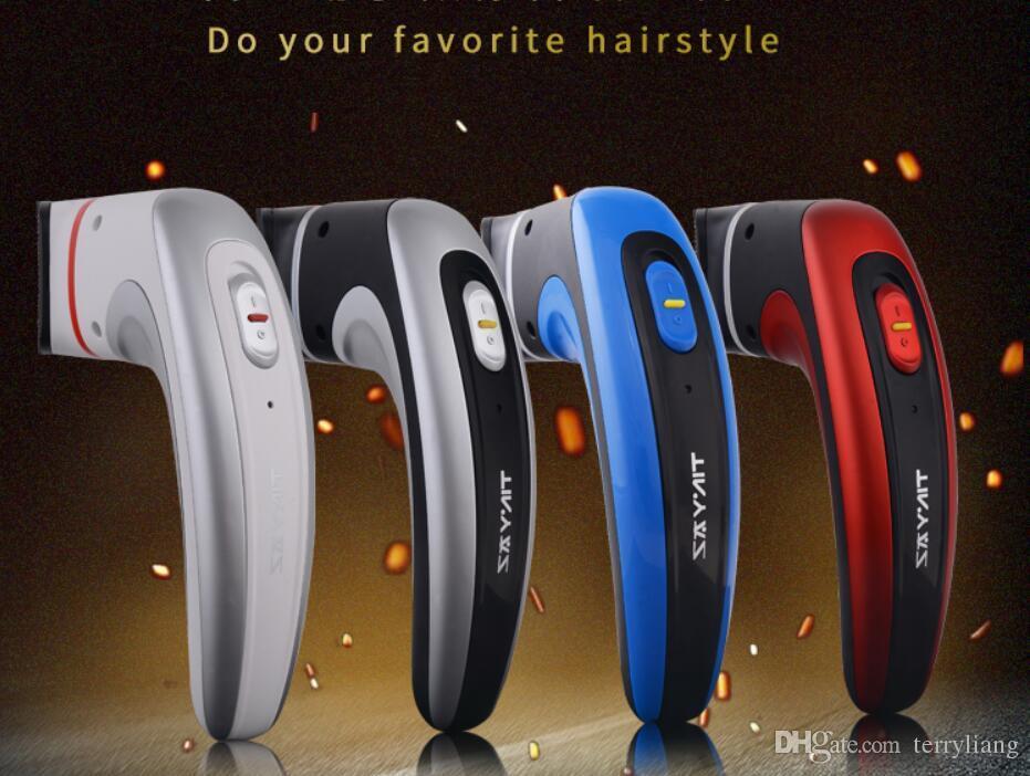 La più recente Professional Electric FAI DA TE Clipper per capelli Tagliare facilmente i capelli Styling Adulto Self Capelli Trimmer Cutter Barber Salon Trim Trim