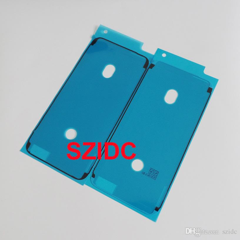 """Free DHL EMS Original New Waterproof Adhesive Sticker For iPhone 6S 4.7"""" LCD Front Housing Frame Wholesale"""