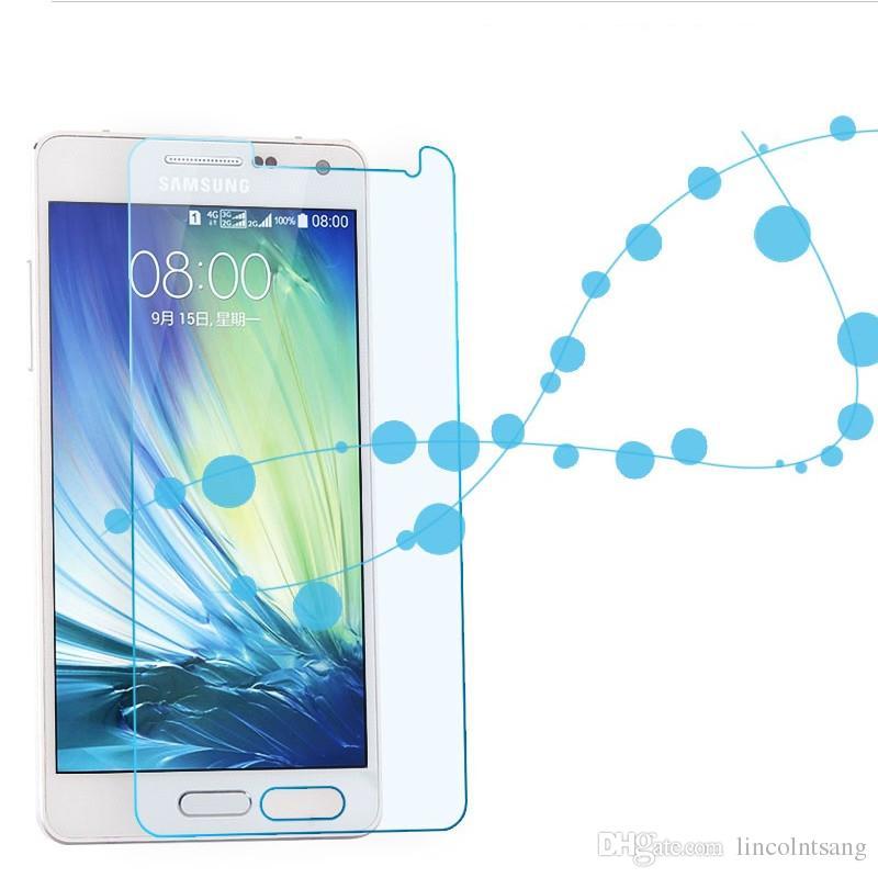 Samsung G850F için 0.26mm 9 H Temperli Cam / G870 / G3568 / G3588 / G3812 / G5000 / G5108 / G6000 / G7200 / Win Pro Premium Ekran Koruyucu Film 100 adet / grup