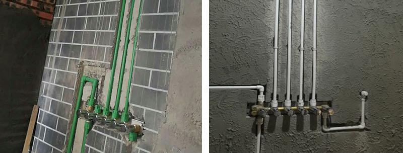 Bathroom Shower Valve Large Water Flow Solid Shower Accessories 5 ways Chrome Brass Panel Diverter Faucet Tap Shower Controller (26)