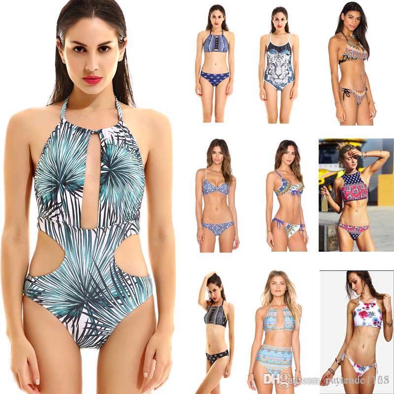 12 stilleri yeni gelenler moda seksi Özel Baskı PUSH UP BIKINI yaz plaj mayo sütyen bikini lady en kaliteli SıCAK mayo ücretsiz gemi