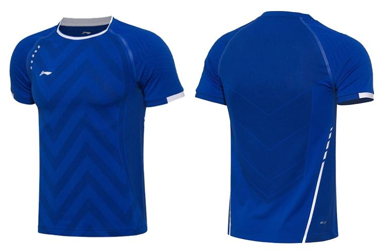 Men/women Li-Ning badminton Tshirts All England masters national team badminton wear,badminton shirts jersey,table tennis training Shirts