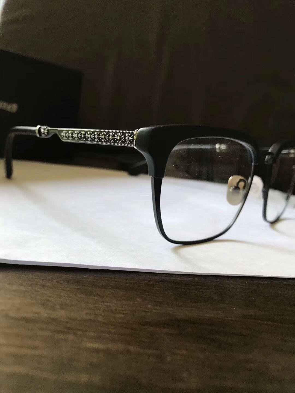 Großhandel Chrom Gläser Rahmen Klare Linse Designer Brille Brille ...
