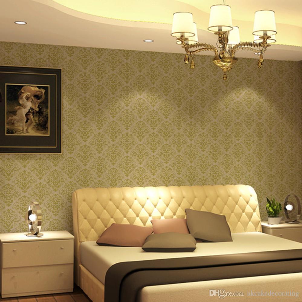 stencil fiorentina del damasco la decorazione domestica della ... - Stencil Per Camera Da Letto