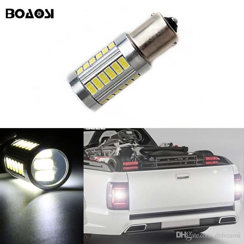 Canbus Voiture LED Lampe 1156 CREE Puce De Sauvegarde Ampoules de Recul pour Volkswagen jetta Passat B1 B2 B4 B3 B5 B6 T4 T5