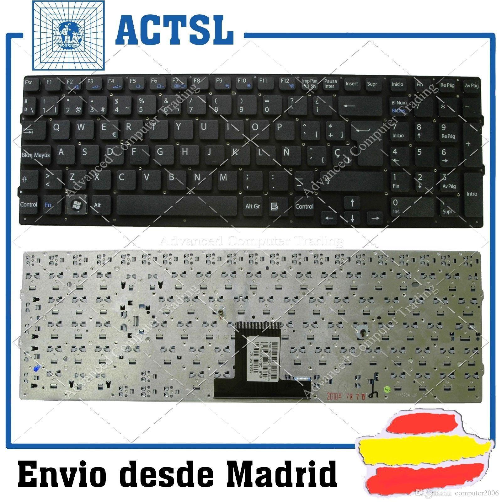 SPANISH Sony Keyboard