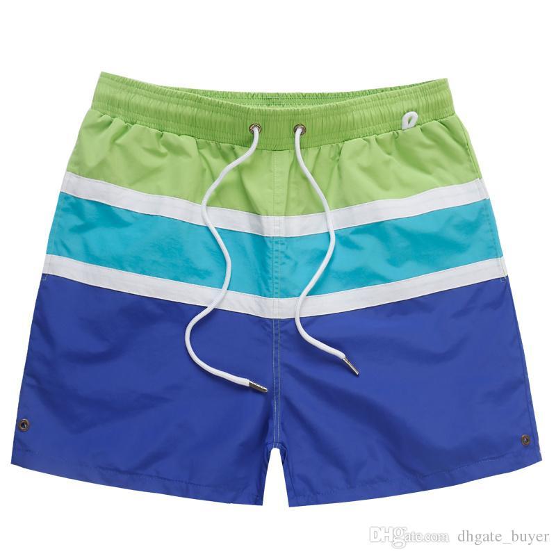 Yeni kalite marka yaz şort erkekler sıcak surf plaj erkekler plaj şort erkekler kurulu şort top