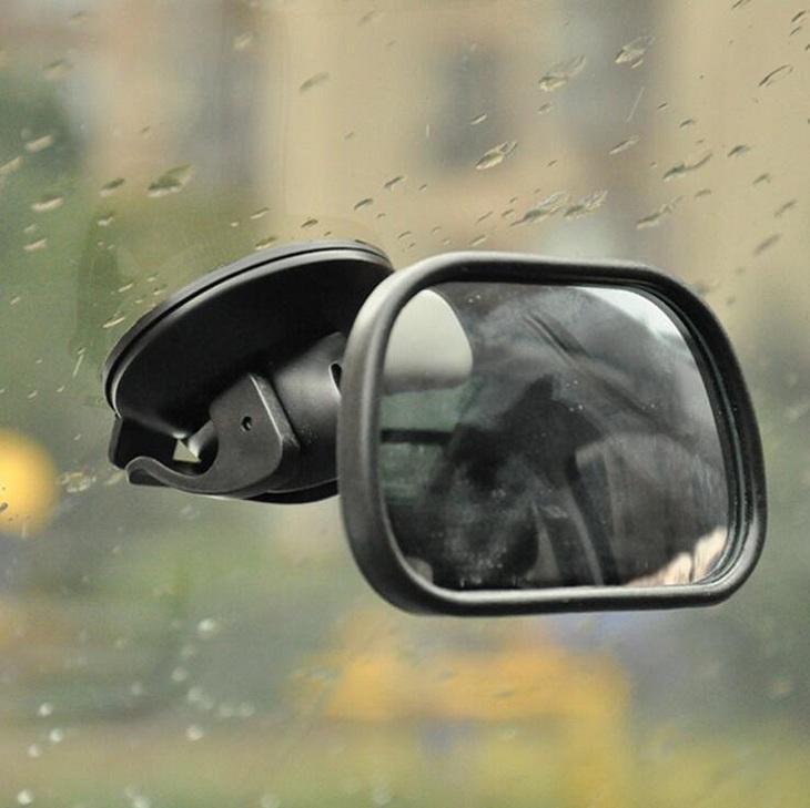 Universal Child Seat Rear View Mirror Baby Child Safety avec Clip helper