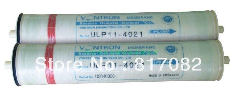 Satılık VONTRON Ters Osmoz Membran Ultra Düşük Basınçlı RO Membran ULP11-4021