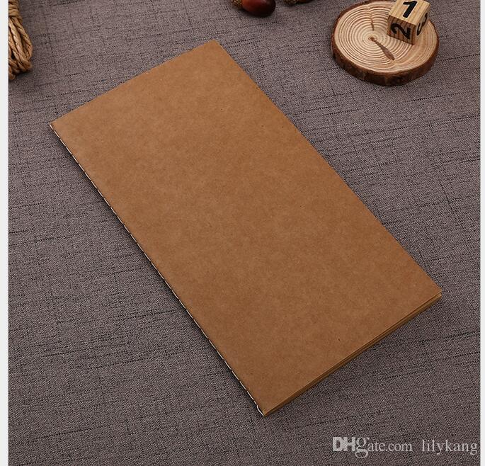 Acheter Bloc Notes De Papiers Kraft Halloween Livre Bloc Notes En Blanc Cru Copybook Doux Memos Quotidiens Carnets De Revues De Couverture Kraft