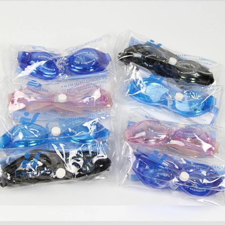 Crianças À Prova D 'Água Óculos de Natação À Prova D' Água para Crianças Óculos de Mergulho Com Tampões de Ouvido Silicone Natação Óculos Óculos 100 DHL