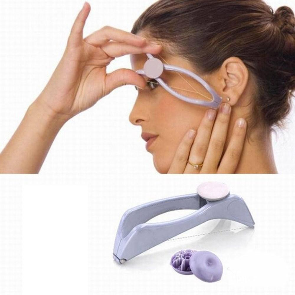 Manual Threading Facial Hair Remover Epilator Removal Device