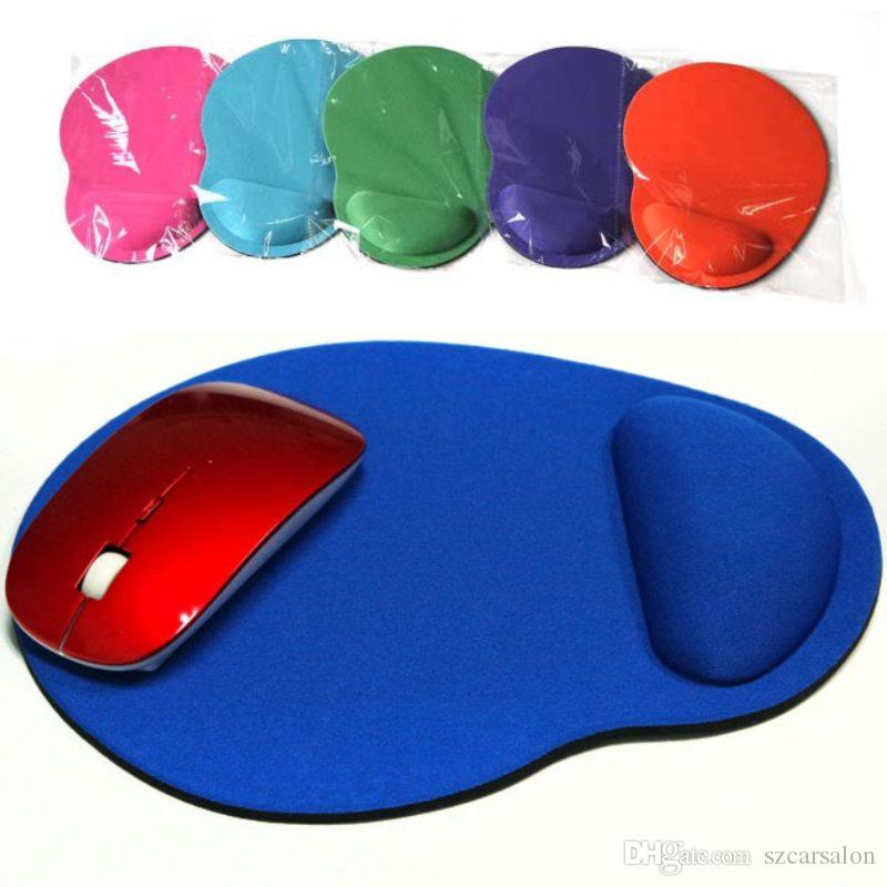 soft mouse pad EVA wrist rest mouse pad 230 X 180 X 20 mm big size promotional products gifts welcome OEM order