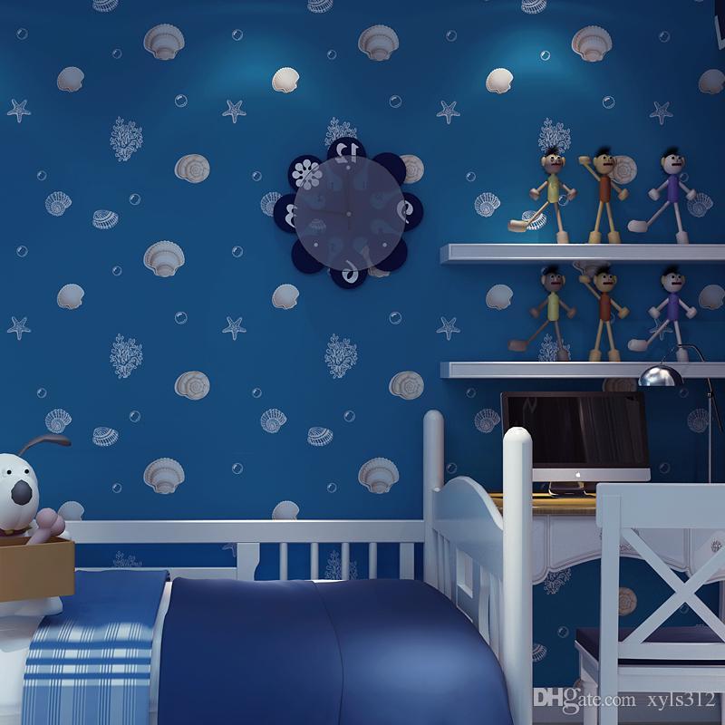 Green Kids Wallpapers 3d Cartoon Wallpapers Boys Girls Children Bedroom Walls Walls Full Wall From Xyls312 10 06 Dhgate Com