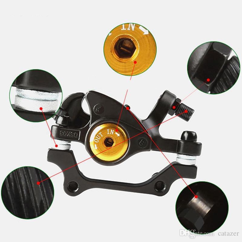 Catazer горный велосипед дисковый тормоз алюминиевого сплава велосипедов дисковые тормоза на велосипеде дисковые тормоза чип F160/R140 f180, подъемные/Р160 170г