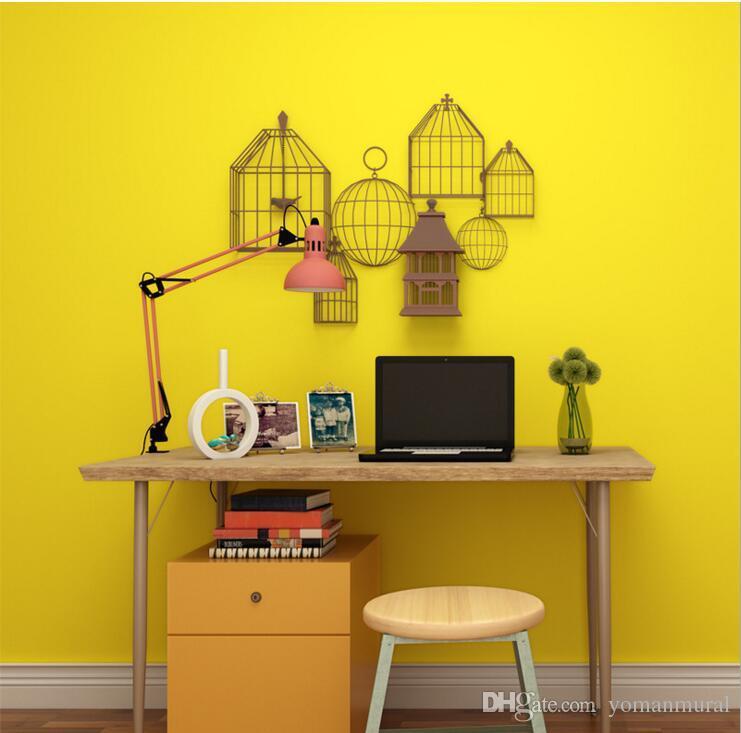 최고 품질의 부직포 3D 벽화 배경 화면 현대 벽지 무료 바탕 화면 침실 장식 흰색, 회색, 핑크 53x1000cm