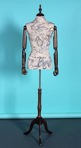 El ile satılık elbise formları, Pencere Ekran Modeli, manken, kadın mankenler manken vücut, manichino busto, M00344